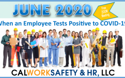 Employers Learn How To Help Employees Who Test Positive to COVID-19