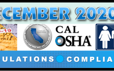 CAL OSHA Regulations Compliance
