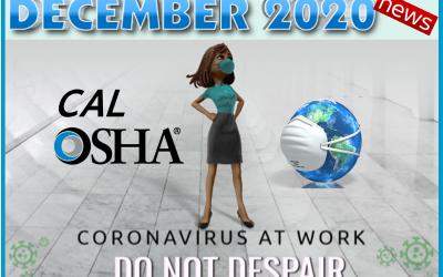 Coronavirus At Work – Do Not Despair!
