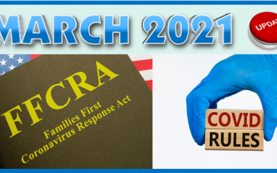 Important New 2021 Laws & Regulations To Help Your Company Remain Compliant