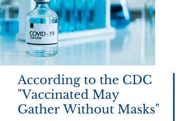 Flash Report: CDC: Vaccinated May Gather Without Masks