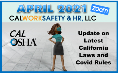 California Latest Laws & COVID-19 Rules