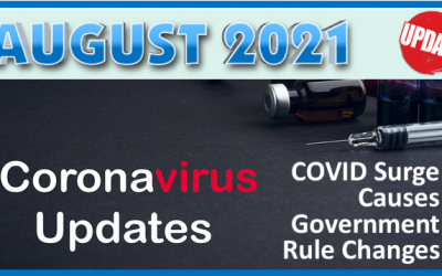 Latest CA COVID-19 Compliance Guidelines: August 2021